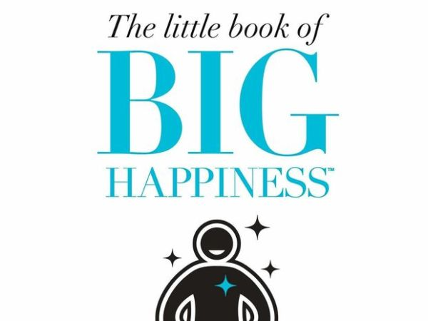 Bernadette Fisers author of the Little Book of Big Happiness