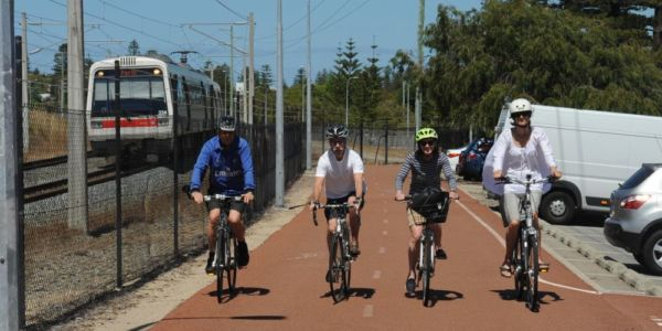 Article image for Back on your bike: increase in cycling