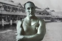 Cecil Healy -the  only Australian Olympic champion killed in war