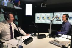 Premier Mark McGowan on Mornings