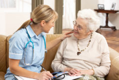 It's been a big year for aged care workers – it's the day to say thanks