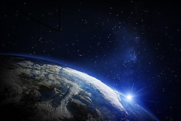 Article image for Book to be read to more than a million children from space