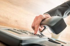 Chris catches a scam caller