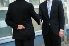 The secrets of a good handshake