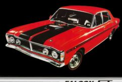 Cricket legend's Ford GTHO Phase III sells for a record $1 million