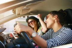 Car karaoke, Racing and more