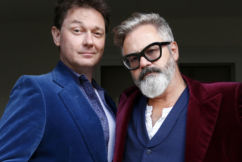 Paul McDermott creates new musical duo from two trios