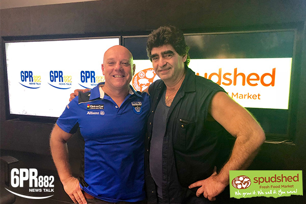 Article image for Tony Galati, The Spud King, joins Simon Beaumont in the studio!