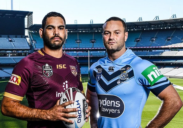 The King says Perth is good for Origin