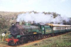 Hotham Valley Tourist Railway exhibition