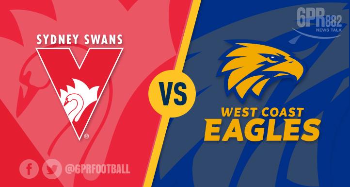 Swans stop Eagles streak