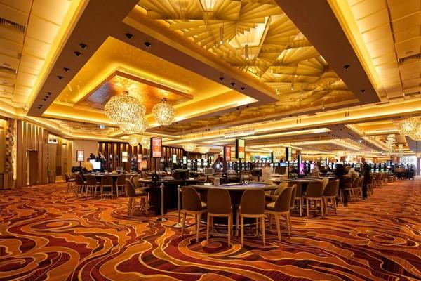 Riverside Room Crown Casino Melbourne