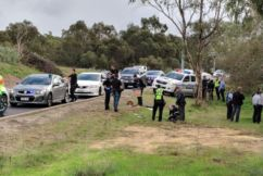 Dramatic police chase unfolds across Perth's north