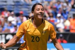 World Cup tips with Sam Kerr