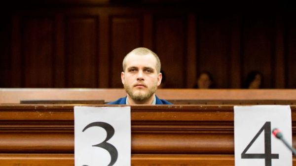 Axe murderer Henri van Breda's sentencing date set for June 7