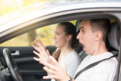Testing driver fatigue