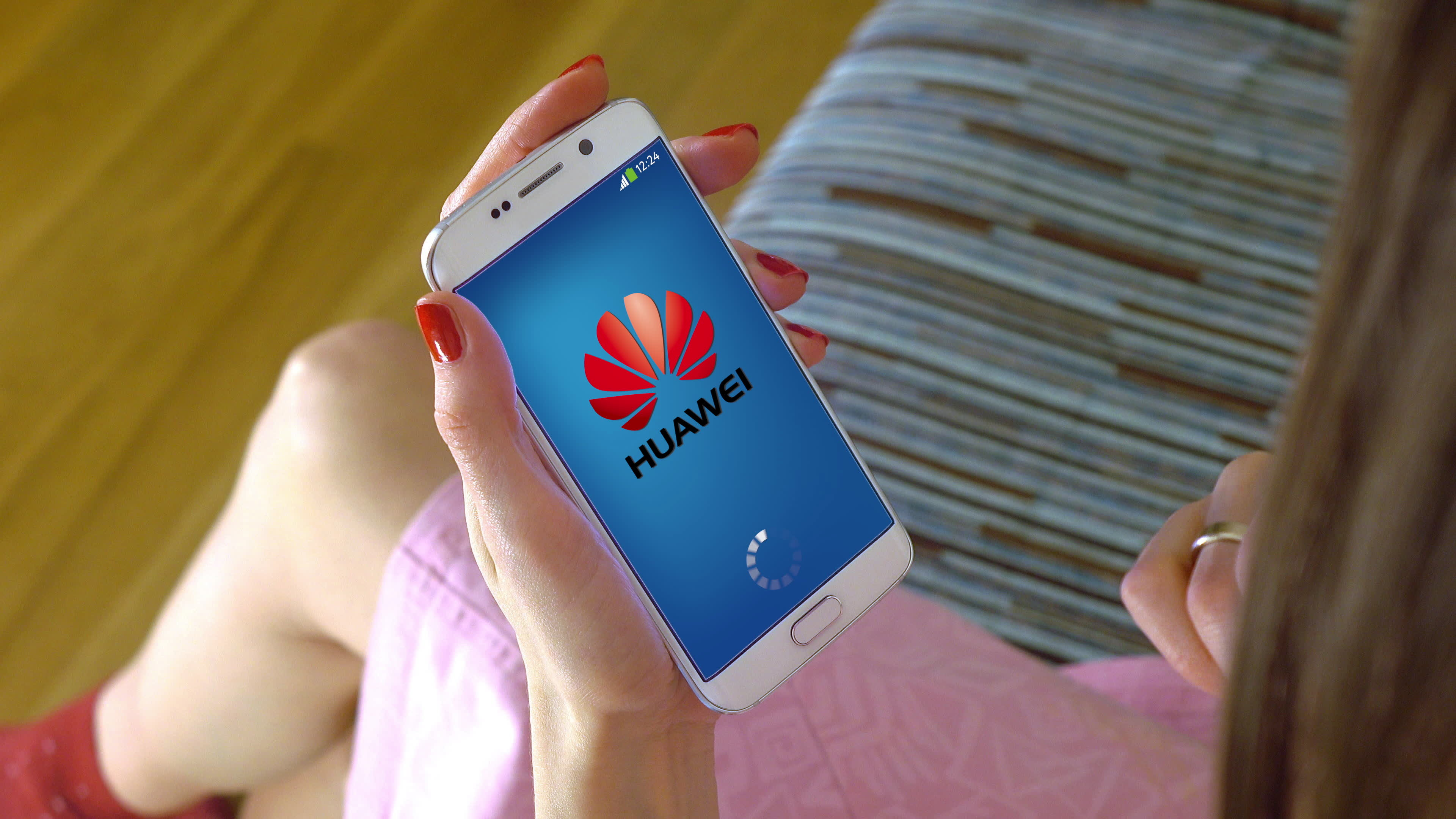 Huawei paid for MPs' China tour