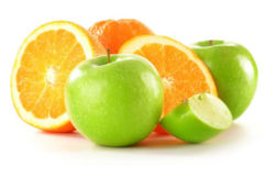 An apple or orange a day?