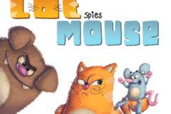 Rina Foti: Cat Spies Mouse