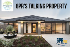 Talking Property thanks to Rosehill Waters