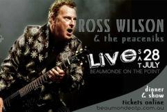 Ross Wilson hits Perth