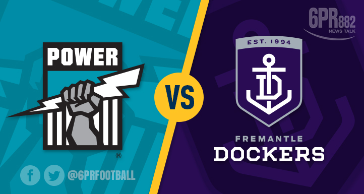 Article image for Fremantle Dockers overPOWERed by Port in wet conditions.