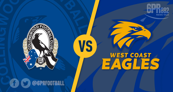 Article image for Eagles take to the Magpies at the MCG
