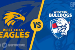 Eagles swoop on injured Bulldogs