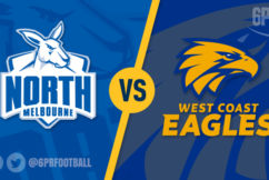 West Coast suffer biggest loss of the season