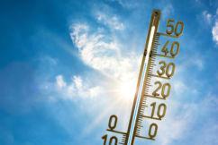 Heatwave records at A & E