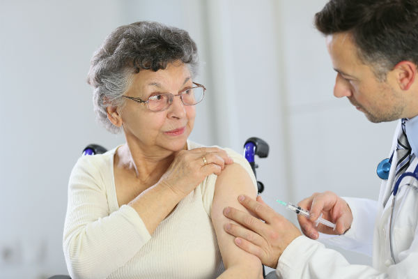 Article image for Scrap the flu jab, there's a vaccine patch