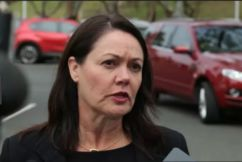 Liza Harvey reaffirms commitment to Roe 8