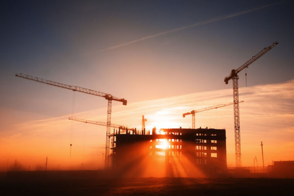 Article image for Fears for building industry as Jaxon Construction goes under