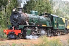 Fancy a ride on the Hotham Valley Railway? Brett Mohen takes us there