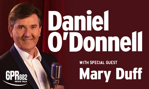 Daniel O'Donnell Live in Concert