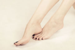 Walking a mile in the shoes of a podiatrist