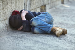 Is Perth's homeless issue becoming worse?