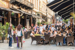 Outside dining for the City of Perth?