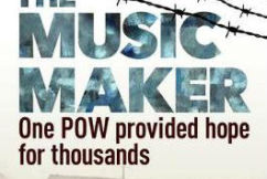 Jaci Byrne, author of The Music Maker: One POW provided hope for thousands
