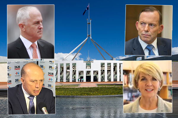 Article image for POLL | Who should lead the Liberal Party?