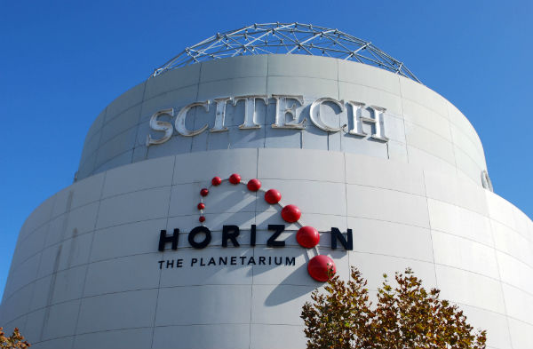 Scitech celebrates 30th birthday