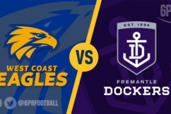 Fired up Lyon prepares Freo for Derby