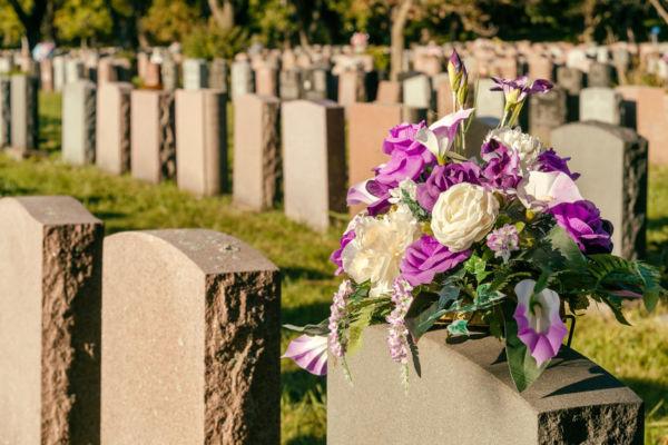 زمان ارسال تاج گل برای مراسم ترحیم