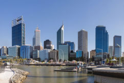 What is Perth's identity?
