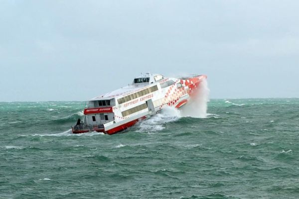 Article image for Rottnest ferries cancelled
