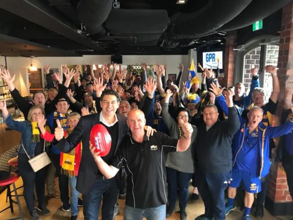 Article image for WA is right behind you – Premier McGowan