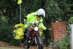WA drivers urged to watch out for the local postie