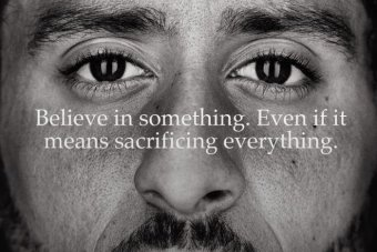 Nike – politically conscious or masters of guerrilla marketing?