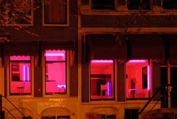 Red-light district in Perth?