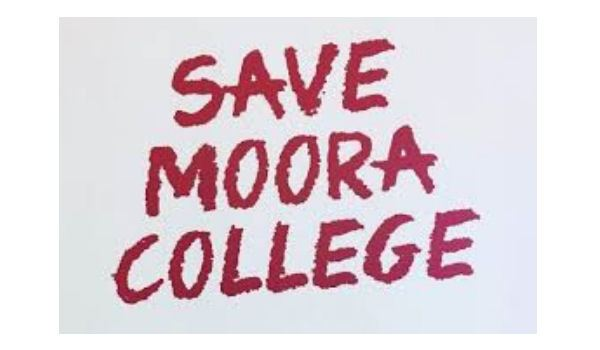 Article image for Moora College saved